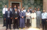 وزارة العدل تبدأ في أجرأة اتفاق 25 أكتوبر مع الجامعة الوطنية لقطاع العدل