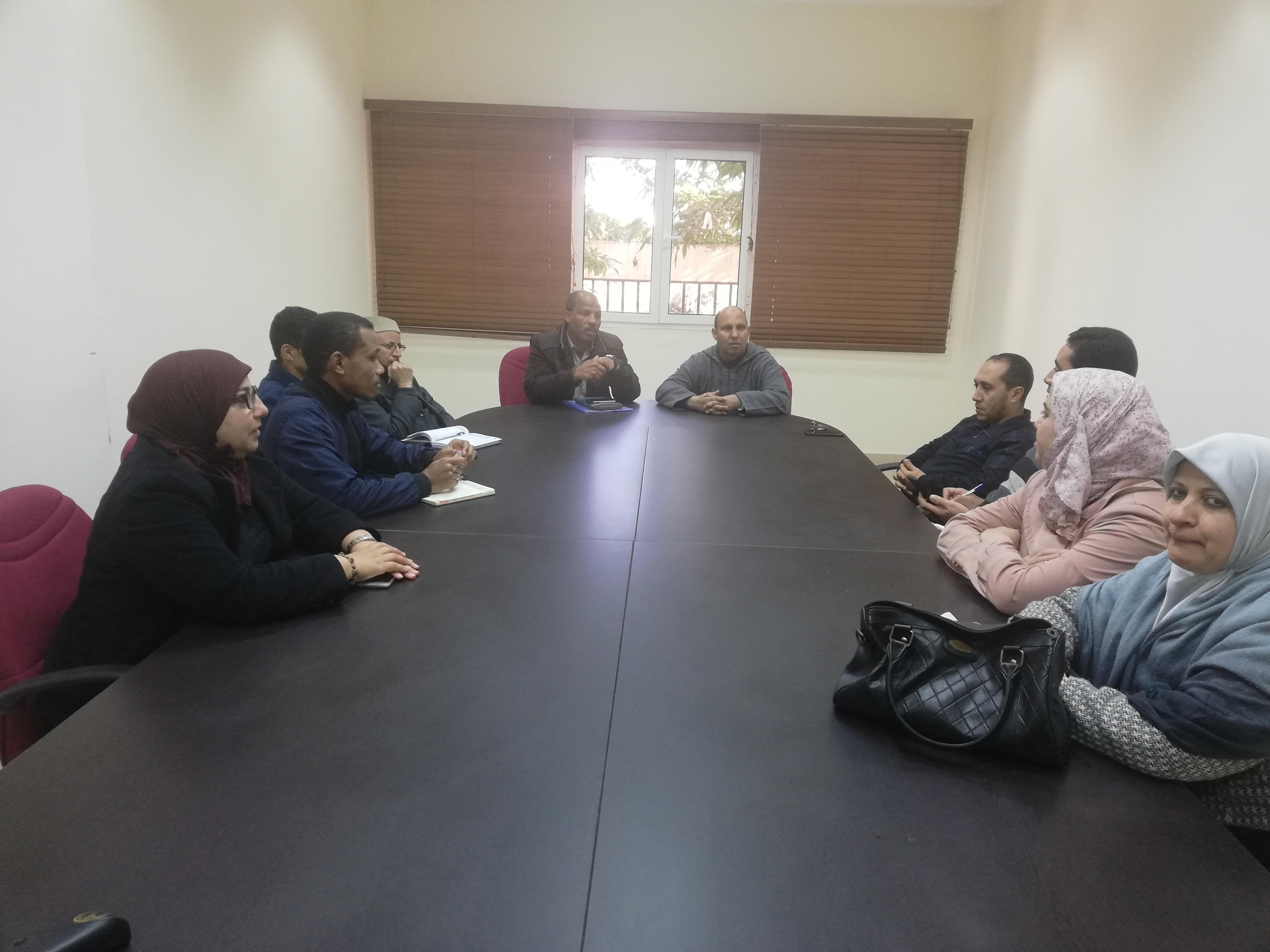 المكتب الجهوي للجامعة بأكادير يدخل على خط مهزلة الانتقالات ويفتح عريضة للتظلمات
